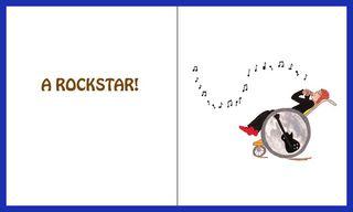 Rockstar bordered